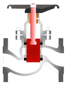 Piston Valve Cast 15-50mm (SPS) 1