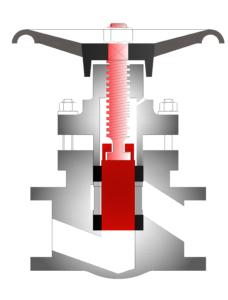 Piston Valve Forged 15-40mm (SPF) 1